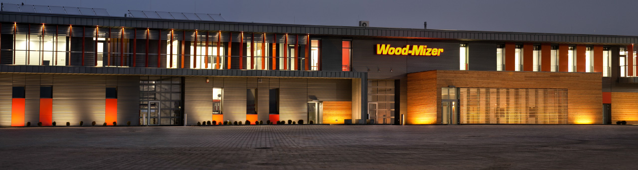 Wood-Mizer Europe new production hall 2014