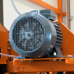 5.5 kW Electric Motor